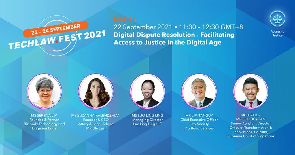 Access to Justice TechLawFest21